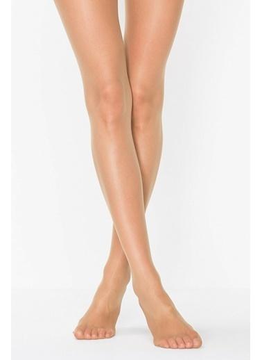 Penti Kadın Ten Rengi Stop 7  Külotlu Çorap PCLPK10K15SK Ten